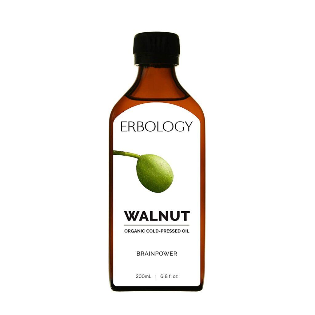 Erbology Organic Cold-Pressed Walnut Oil