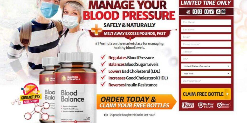 blood balance advanced formula review