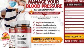 Blood Balance Advanced Formula Reviews : Price, Safe, Legit or Scam